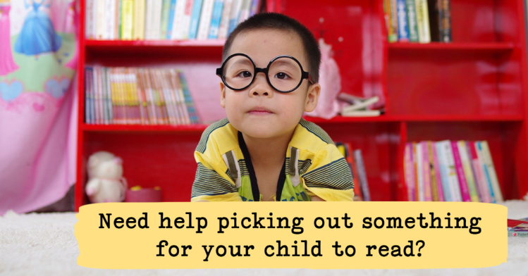 Click here to request book recommendations for your child.